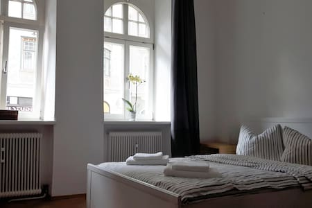 Big elegant room just in the heart of Innsbruck - 因斯布鲁克 - 公寓