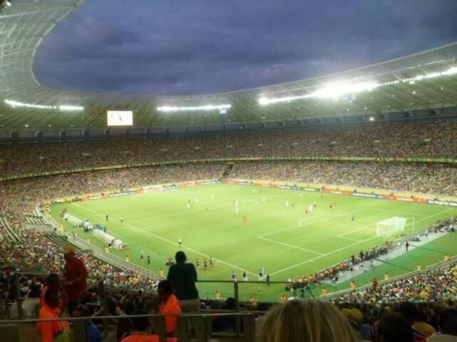 ManaAconchego Arena Castelão