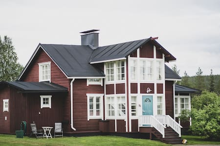 Forest Ranger's House–Authentic Lappish atmosphere