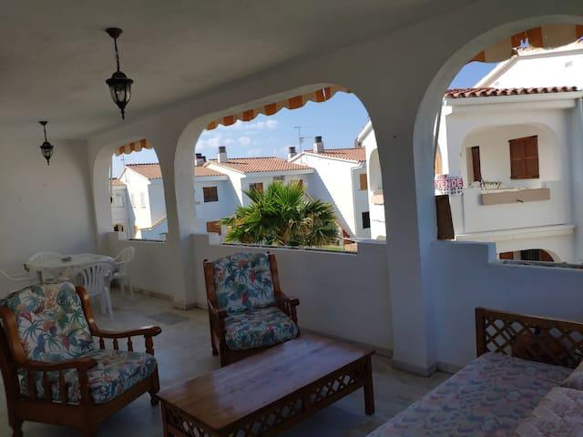 Acogedor apartamento en la Costa del Mediterráneo