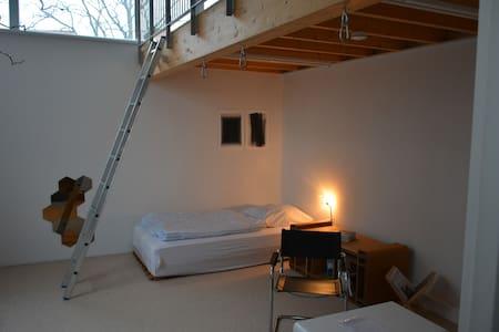 Das Loft in Ansbach - Wohnen in der Kunst