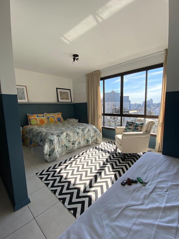 Apartamento Studio Inteiro em Caxias do Sul