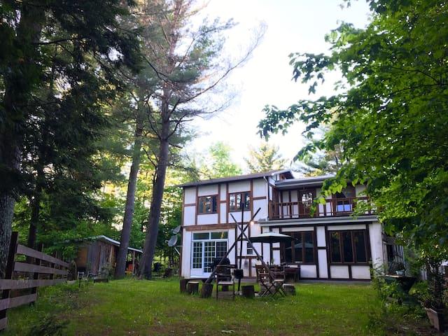 Chalet/Cottage Sous Les Pins