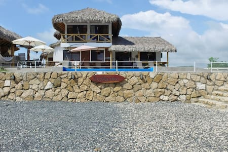 Casa Los Panchos - Ocean View with Pool