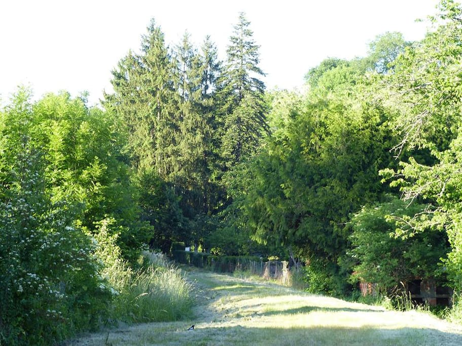 Randonnées, GR3, chemin de Compostelle