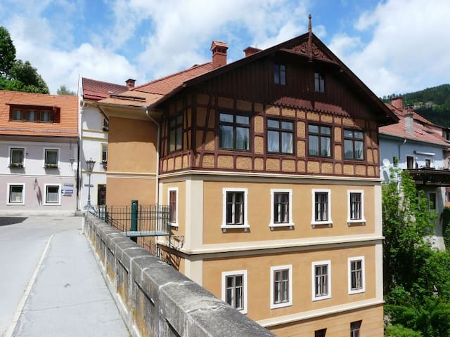 Panorama Apartments - Studentenapartment - Murau - Daire