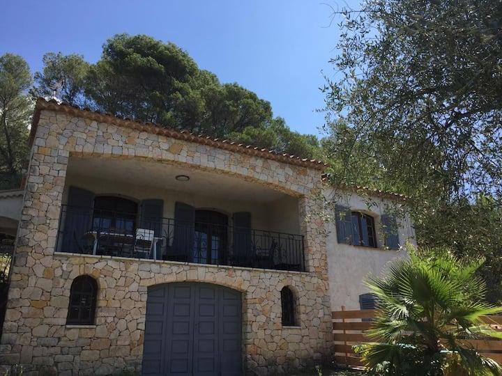 Maison proche Nice et Monaco