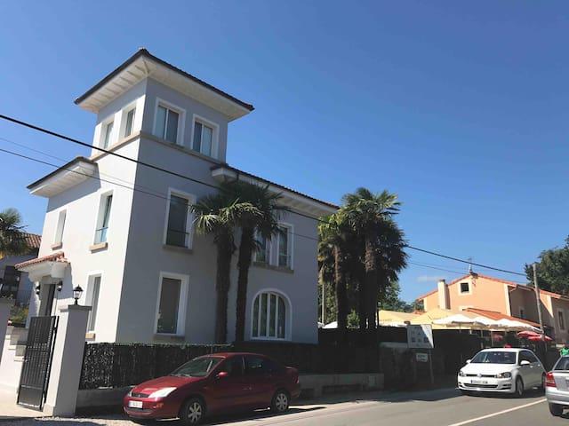 Villa rosa bella casa vacacional