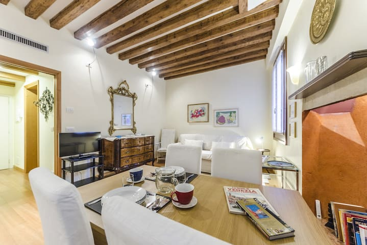 ST. MARCO SUITE: Heart of Venice & free WIFI - Venezia - Apartment