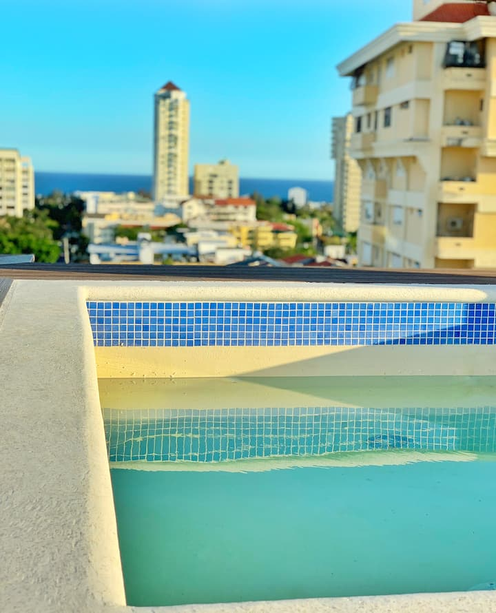 BRAND NEW APT! Santo Domingo Ocean View