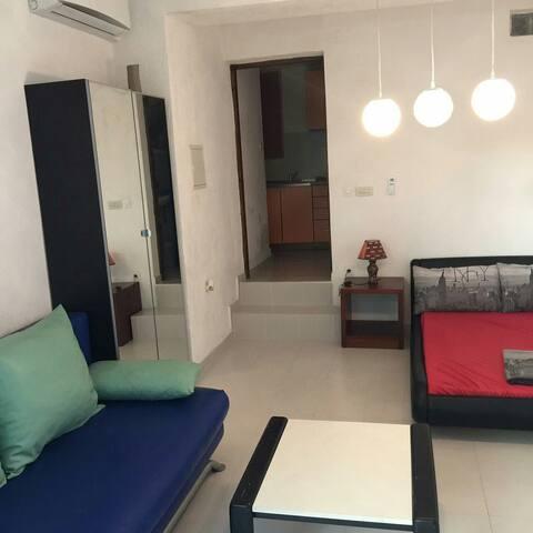 Studio apartman for 3 people DUBOKA - Duboka - Byt