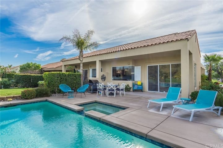 PRIVATE Pool & Spa - Mission Hills Country Club