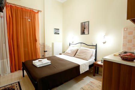 Standard Double Studio With Sea View - Monemvasia - Guesthouse