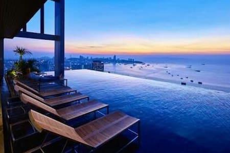 At the heart of Pattaya.high floor - pattaya
