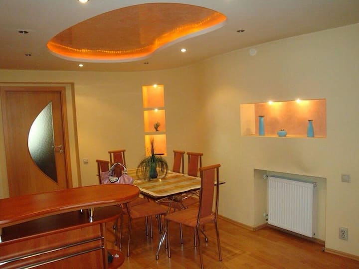 3-rooms luxury apartment Dana - Baile Herculane