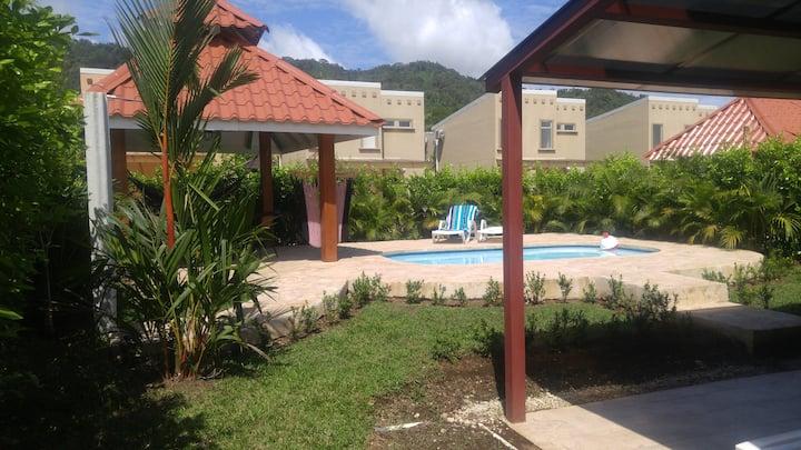 Los Delfines Villa 58 w private Pool & Gazebo