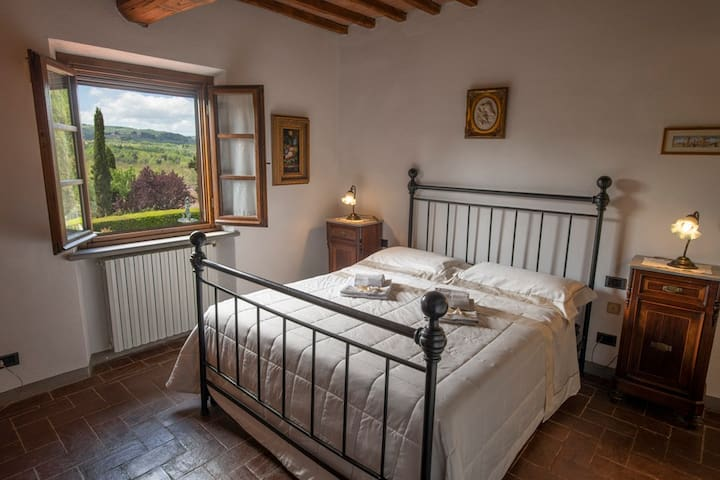 Bedroom 2. First floor