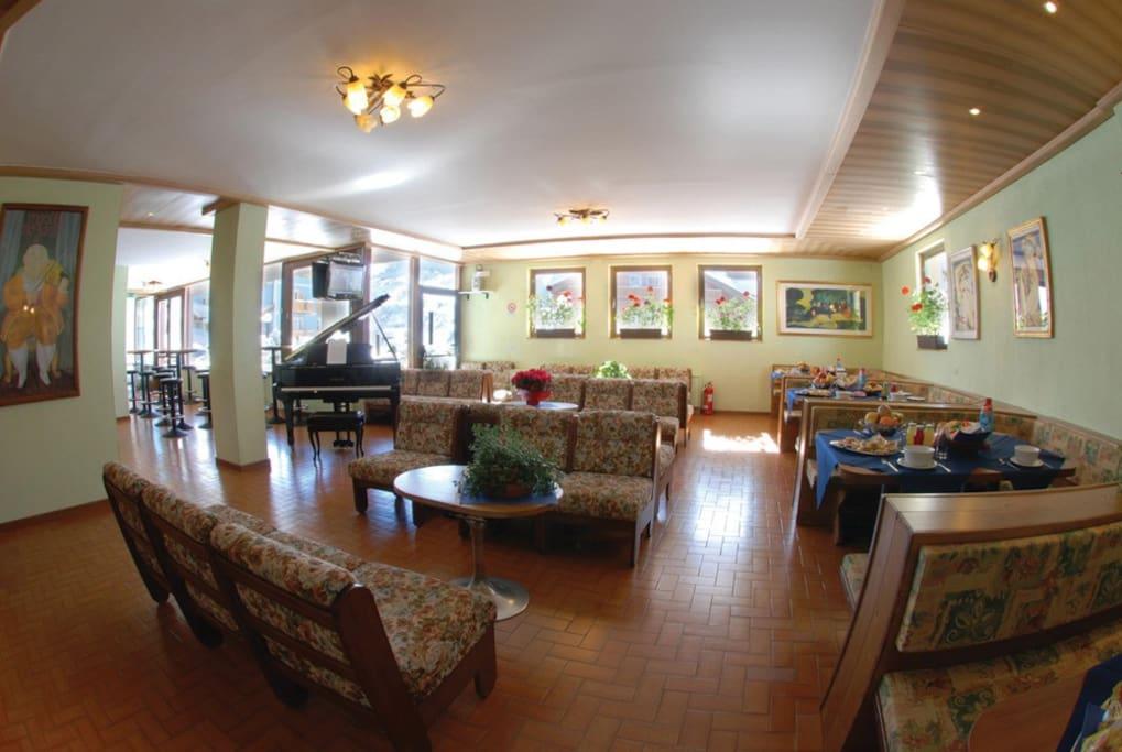Snack Bar interno