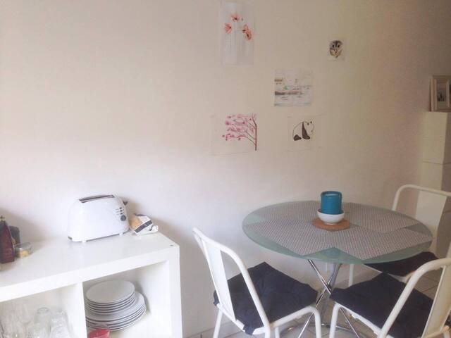 Studio calme en centre ville - Clermont-Ferrand - Appartement