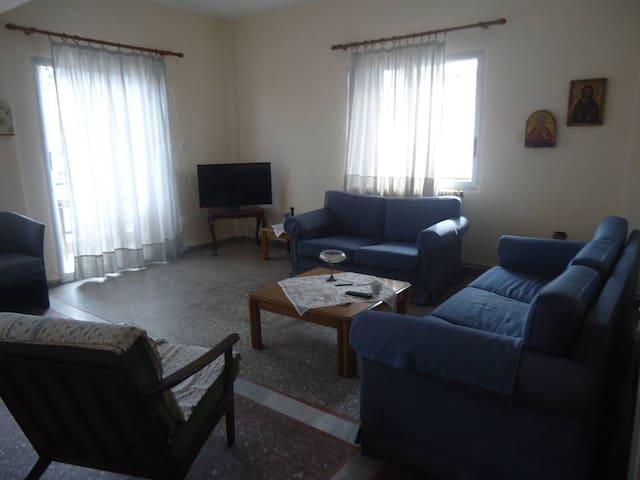 Διαμέρισμα στο κεντρο του χωριού