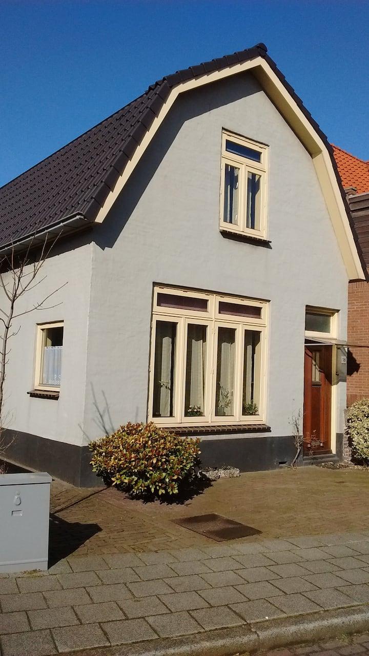 Familiehuis vlak bij strand en Amsterdam