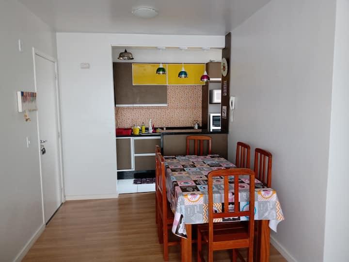 UP LIFE - Apartamento Califórnia