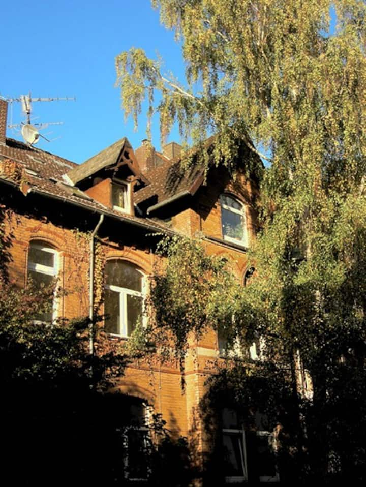 """Villa Vionville""  zentral & ruhig"