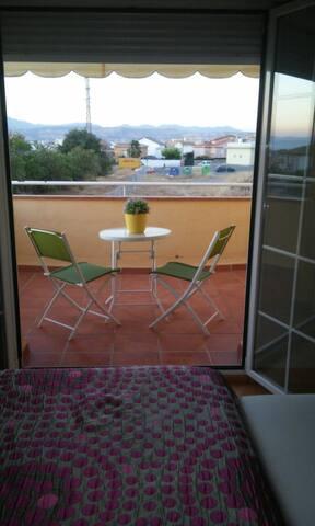 Casa con dos habitaciones a 10 minutos de Granada - Ogíjares - Apartemen