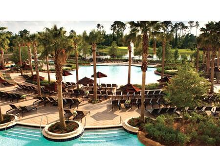 diana hilton Orlando bonnet creek - Orlando - Villa