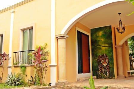 casa jaguar- - Izamal - Casa