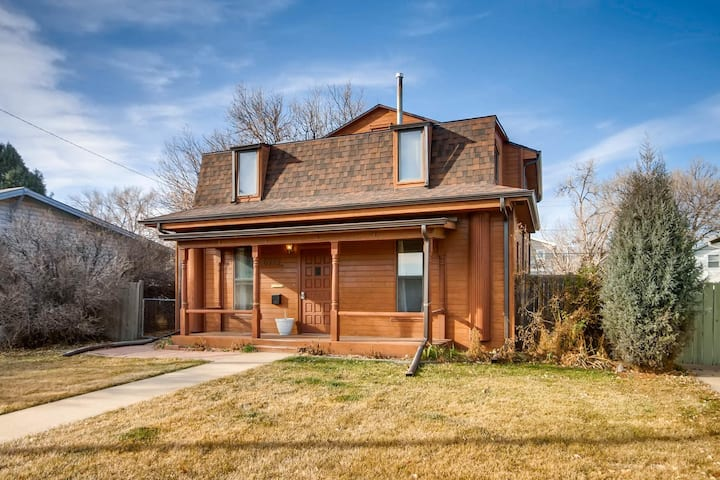 Charming 1bed/1bath IN Olde Town Arvada!