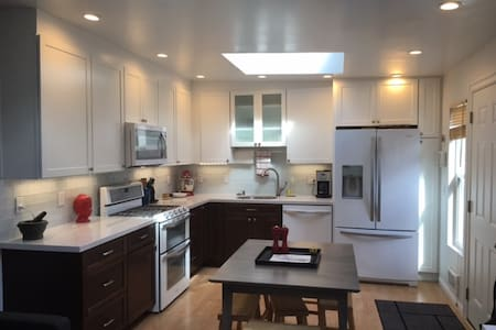 Newly Updated Private 2BR House - San Francisco