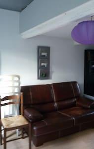 Petit studio,1 lit,pas de douche,2p - Ház
