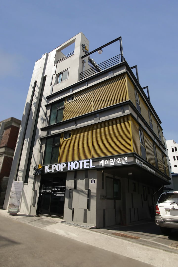 K-POP Hotel Seoul Tower
