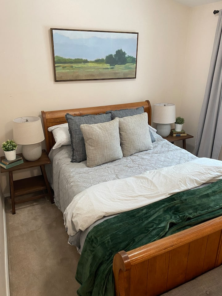 The Cozy Birchwood Retreat