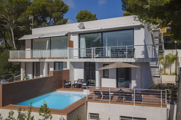 Villa Mirador4 - Pool - 30 Day Free Cancellation