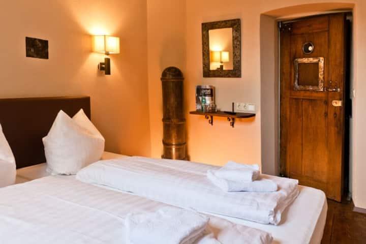 Hotel Fronfeste, Fronfeste GbR (Amberg), Familienzelle - (ca.30qm) in toller Lage