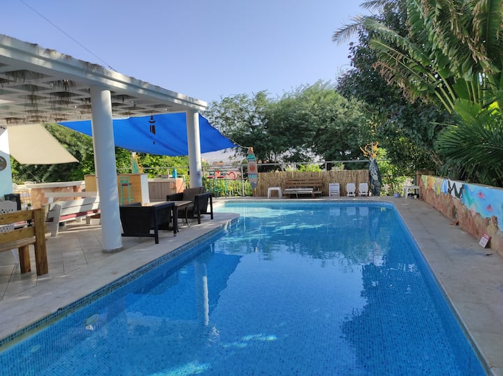 Ahla Dive Villa - Double Room with Shared Bathroom