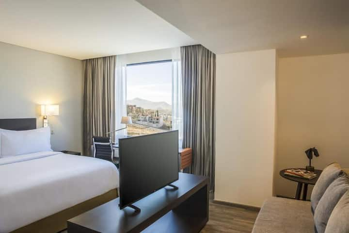 Astonishing Junior Suite Double Bed At Chihuahua