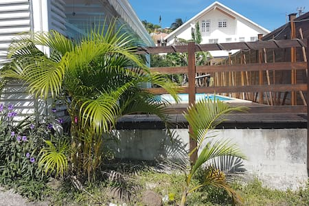 Maison avec piscine - Ducos - 独立屋