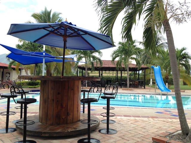 Casa - Hotel Rancho Cazahuates! - Espinal - Bed & Breakfast