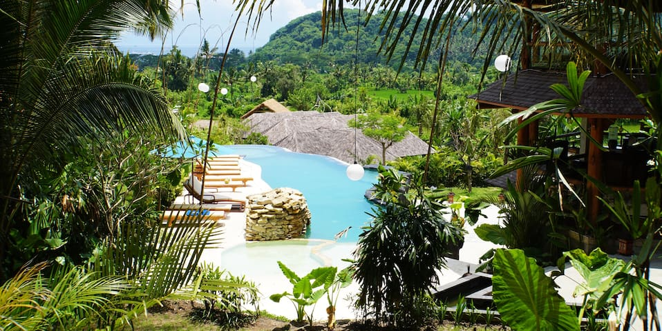 Luxury Eco Wellness Resort Villa 1