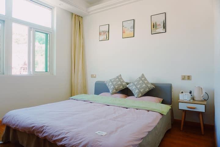 《海角十六号》石塘镇金沙滩滨海绿道舒适大床房