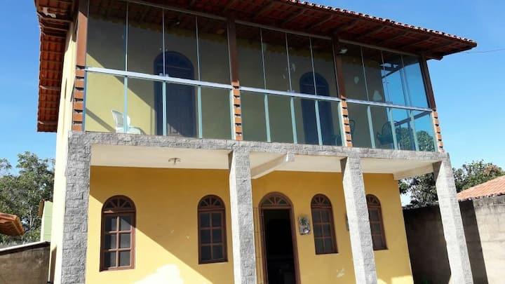 Casa temporada em Santa Mônica, Guarapari, ES