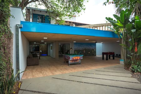 Eco Hostel Céu do Mato, Chuvisco (privativo)