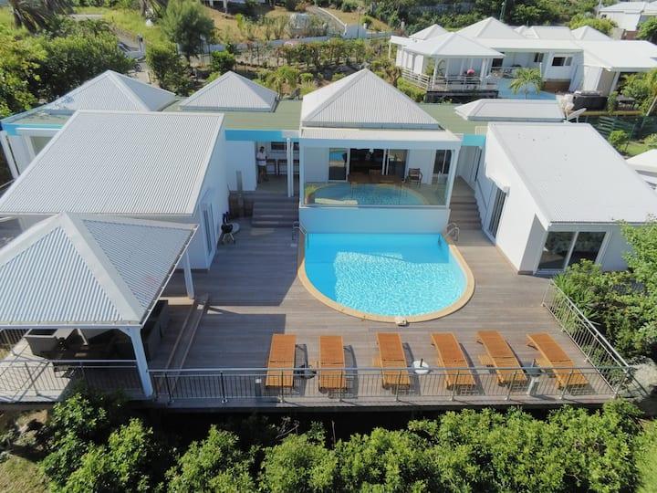 Villa Petit Paradis Orient Bay