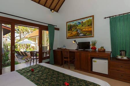 sisin ubud view guesthouse - 烏布德