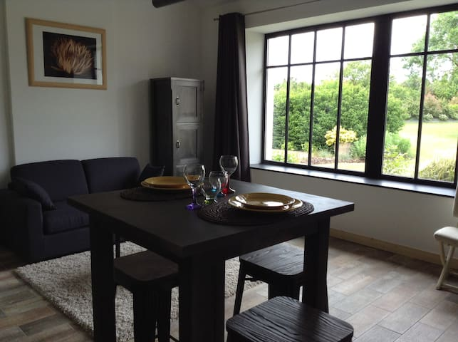 APPT 50M2 RDC, ACCES PRIVE, TERRASSE, PARKING - Aigrefeuille-d'Aunis - Apartment