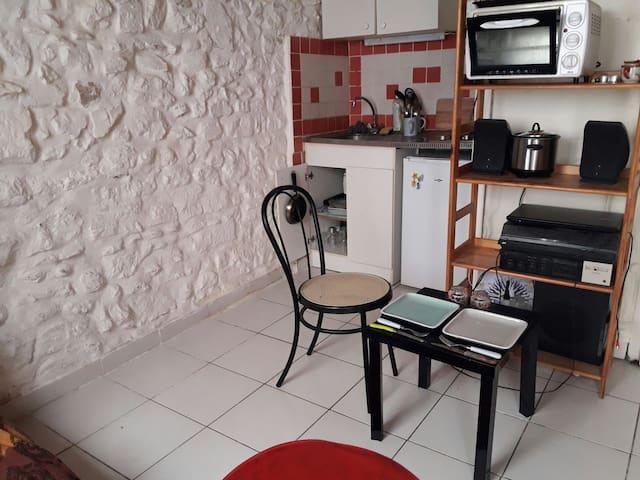 Studio en plein centre 1 ou 2 pers. - Avignon - Flat