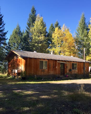 Private 2bd cozy cabin in the woods - Golden - Haus